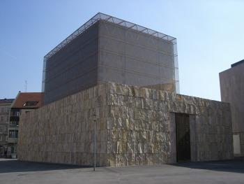 Münchner Hauptsynagoge Ohel Jakob (Quelle: wikipedia.de, Lizenz:GPL)